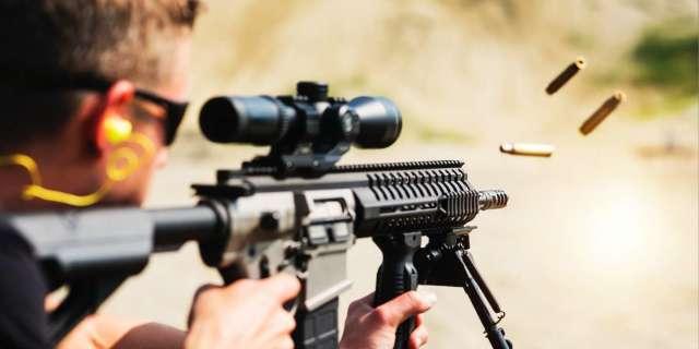Rifle-Test