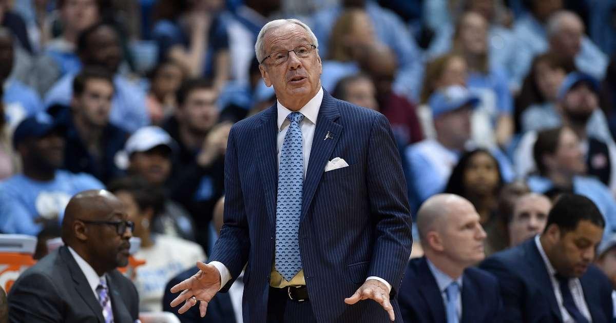 Roy Williams legendary basketball coach announces retirement