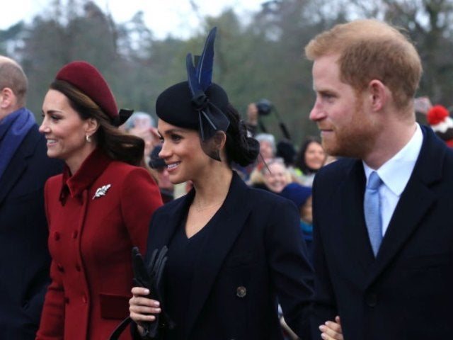 How Prince Harry and Meghan Markle Acknowledged Prince William and Kate Middleton's 10th Anniversary