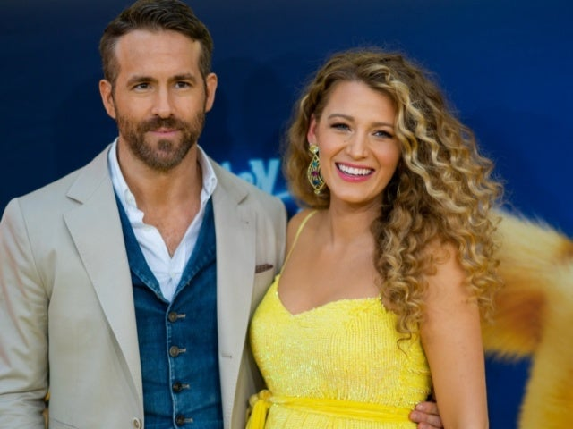 Ryan Reynolds Has Perfect Reaction to Daughter's 'Baby Shark' Obsession