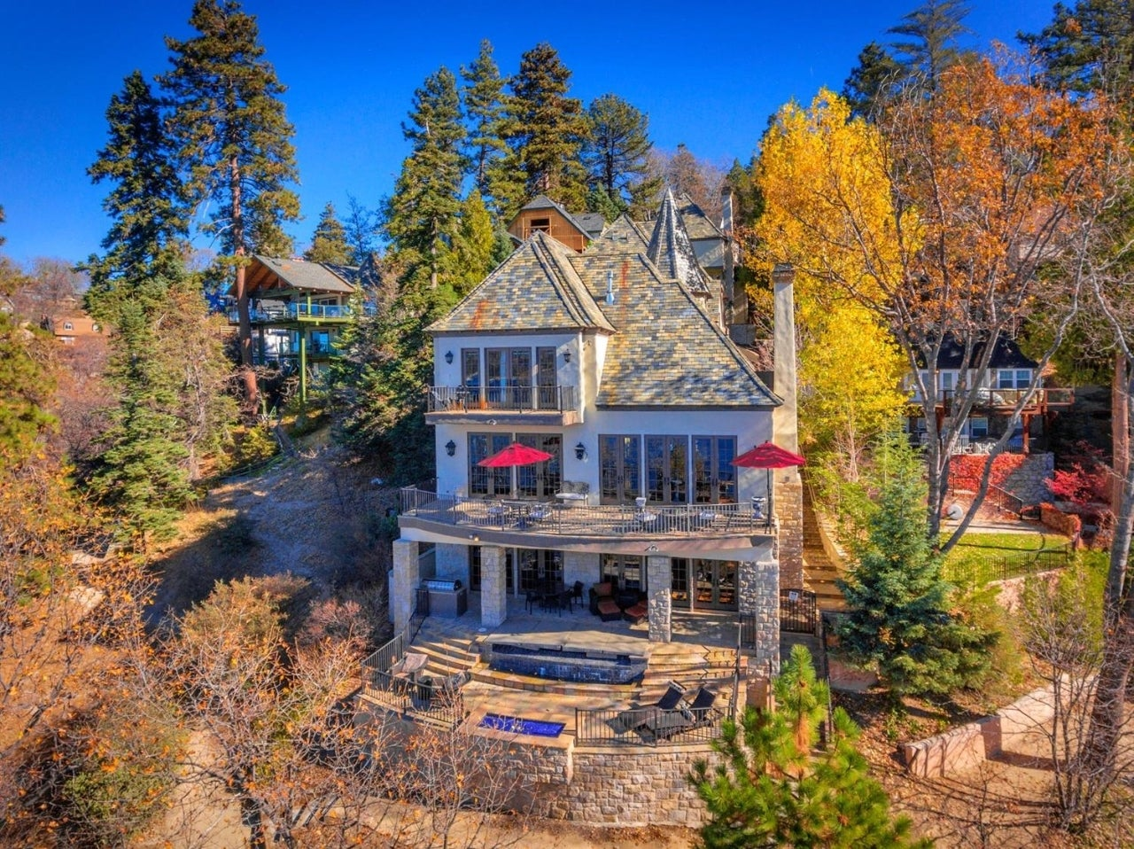Sammy Hagar Lake Arrowhead Home (26)