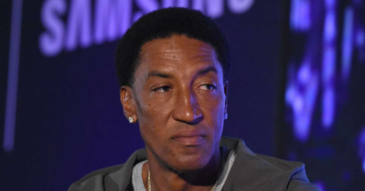 Scottie Pippen oldest son dead 33