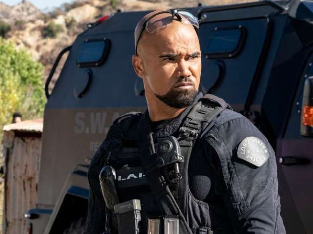 Shemar Moore Stuns 'S.W.A.T.' Fans With Fresh Shaved Transformation