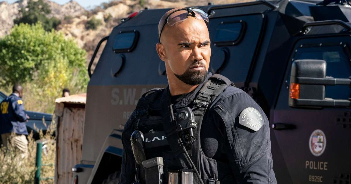 Shemar Moore stuns swat fans fresh shaved transformation