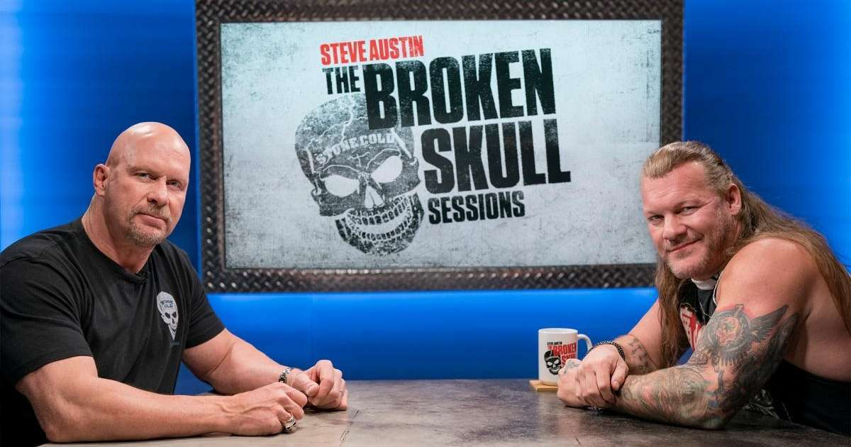 Stone Cold Steve Austin Chris Jericho Broken Skull Session Vince McMahon