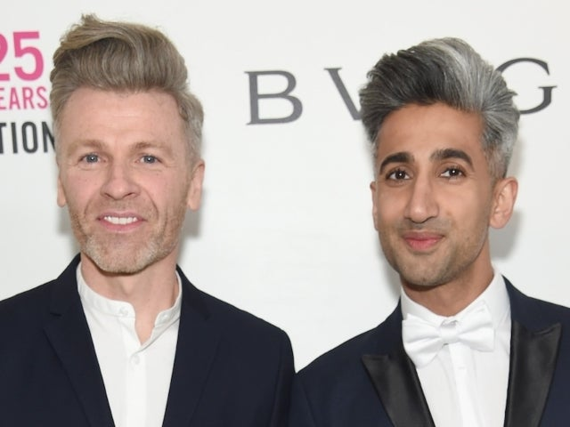 'Queer Eye' Star Tan France and Husband Expecting First Child Together
