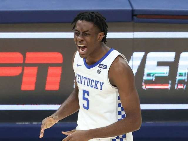 Terrence Clarke, Former Kentucky Wildcats Basketball Star, Dead at 19