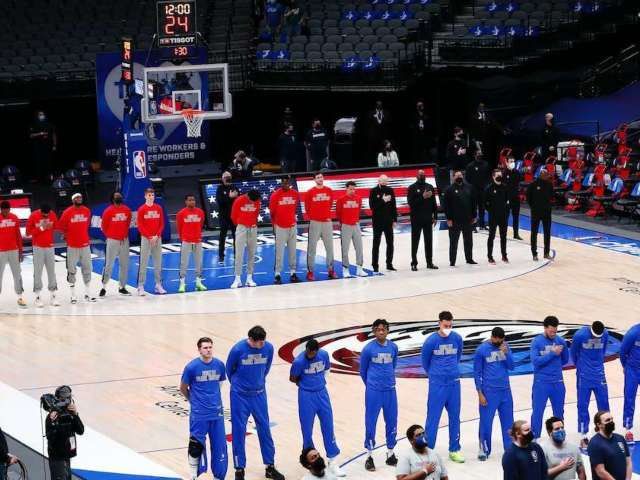 Texas Senate Passes Controversial National Anthem Bill After Mark Cuban Incident