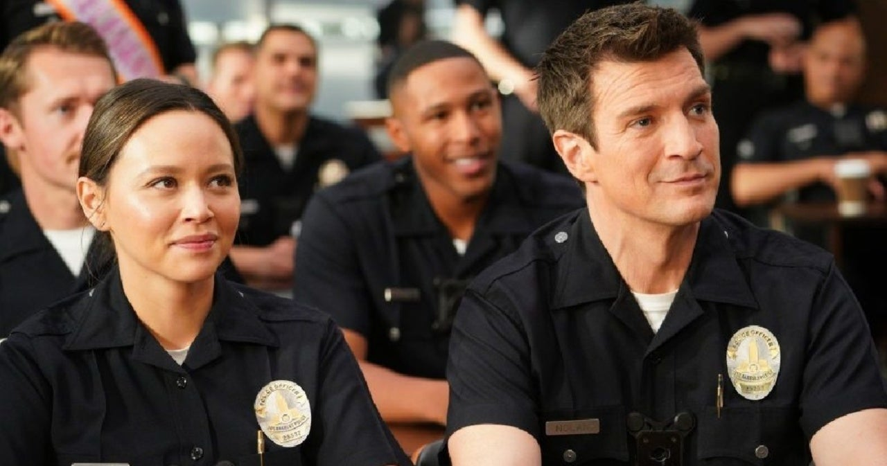 'The Rookie' Production Suspended After Shots Fired, Police Presence on Set.jpg