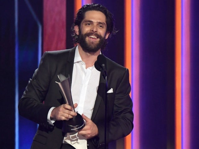 Thomas Rhett Says His 2021 ACM Awards Win 'Hit a Little Bit Different'