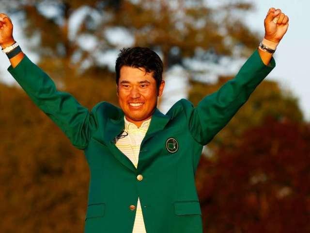 Tiger Woods Sends Message to Hideki Matsuyama After Winning Masters
