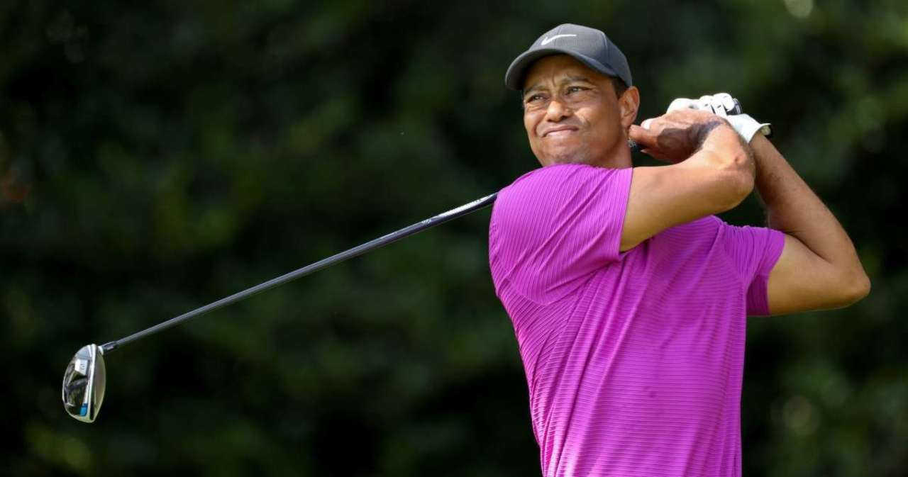 Tiger Woods Reportedly Working on Big Project While Recovering From Car Crash.jpg