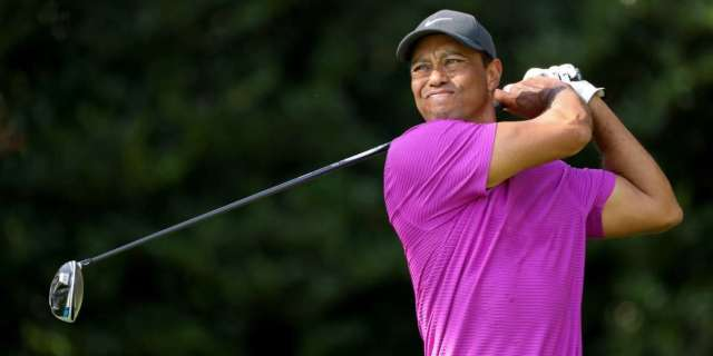 Tiger Woods working on big project recovering car crash