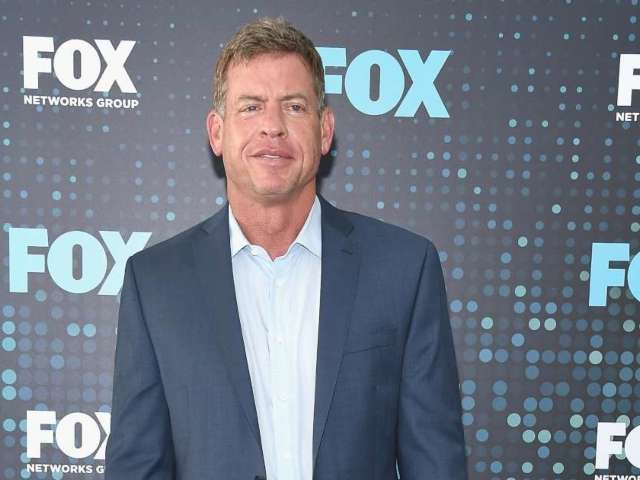 Troy Aikman Is Still in Incredible Shape at Age 54