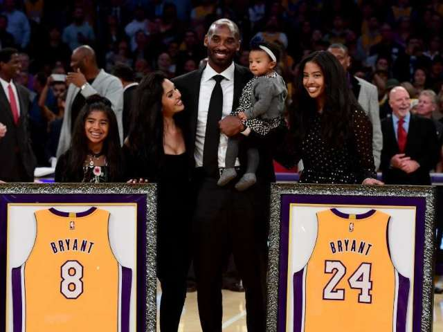 Vanessa Bryant Says 21-Month-Old Daughter Capri Has the 'Kobe Stare', Calls Her 'Daddy and Gigi's Twin'