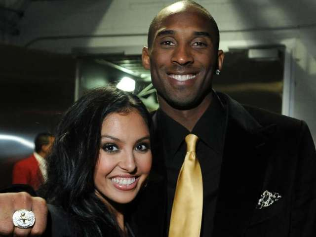 Vanessa Bryant Honors Kobe Bryant on What Would Have Been Their 20th Anniversary