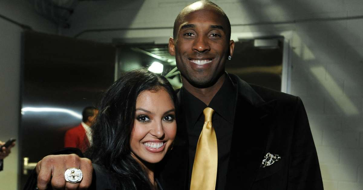 Vanessa Bryant leaves supporters tears 20th anniversary Kobe Bryant