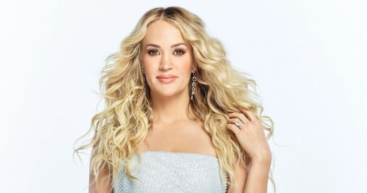 Carrie Underwood Releasing DVD of 'My Savior' Easter Sunday Ryman Auditorium Performance.jpg