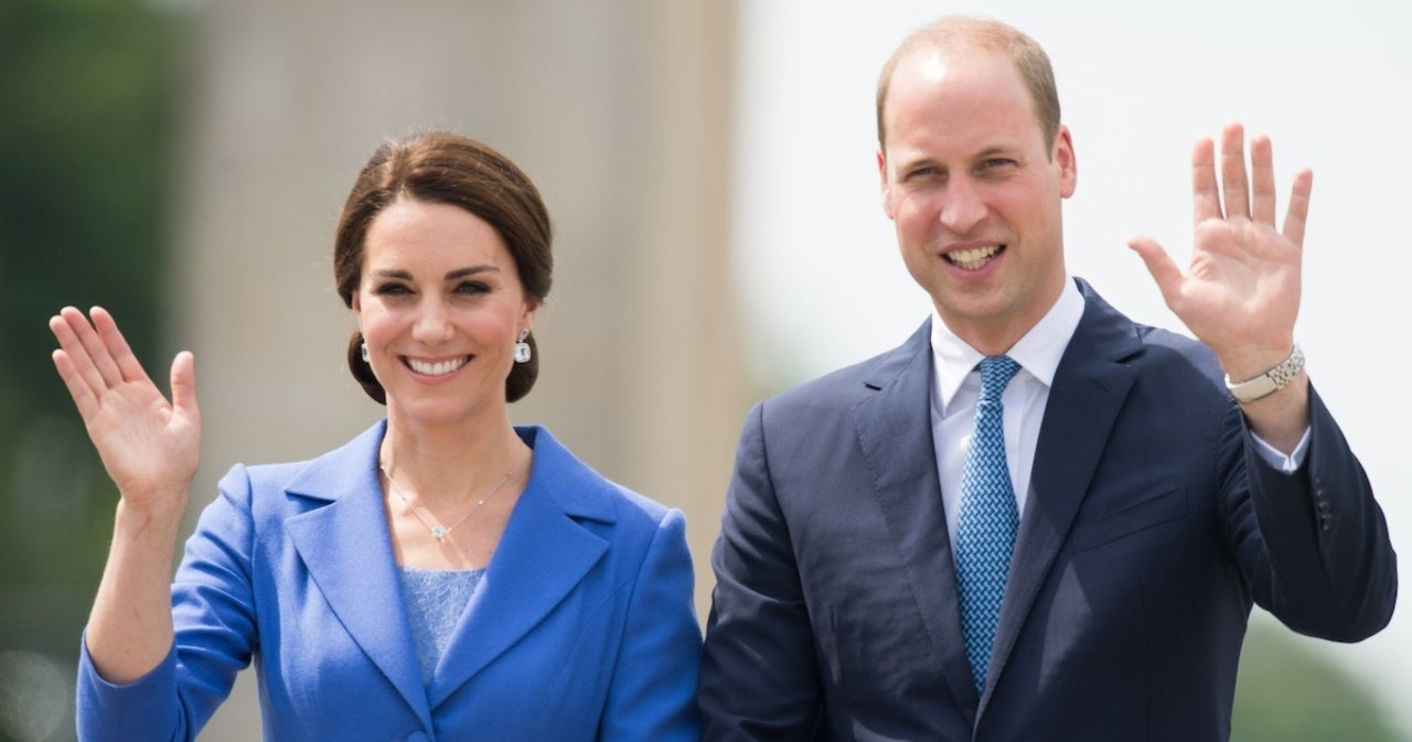 Prince William and Kate Middleton's Birthday Post for Nephew Archie Called out by Fans.jpg