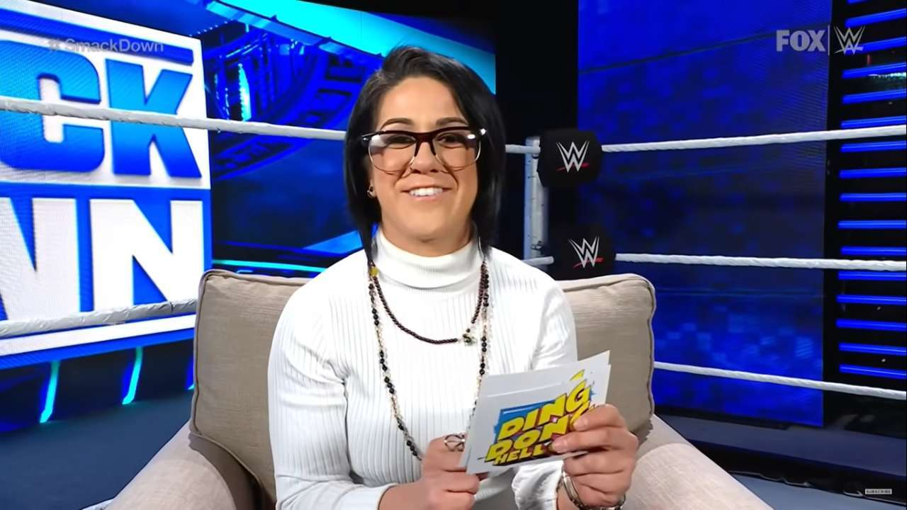 WrestleMania 37 fans angry Bayley left off card