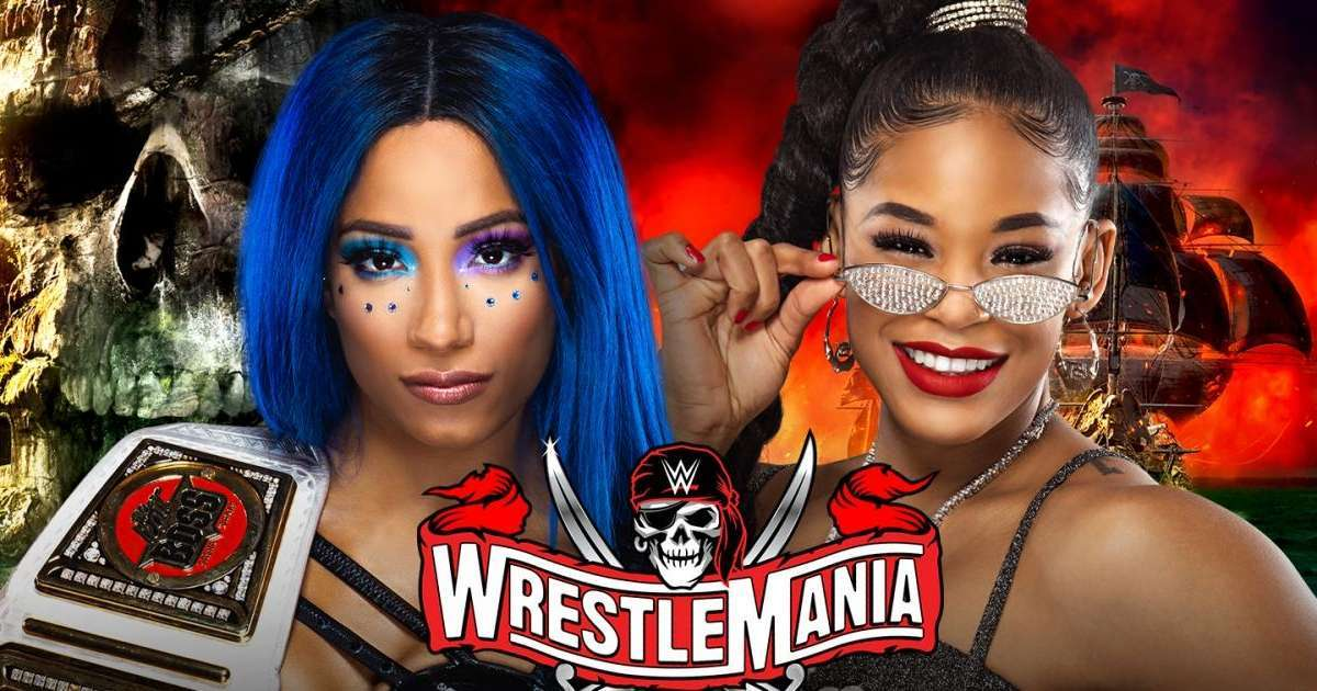 WrestleMania 37 Night 1 Time Channel How to watch