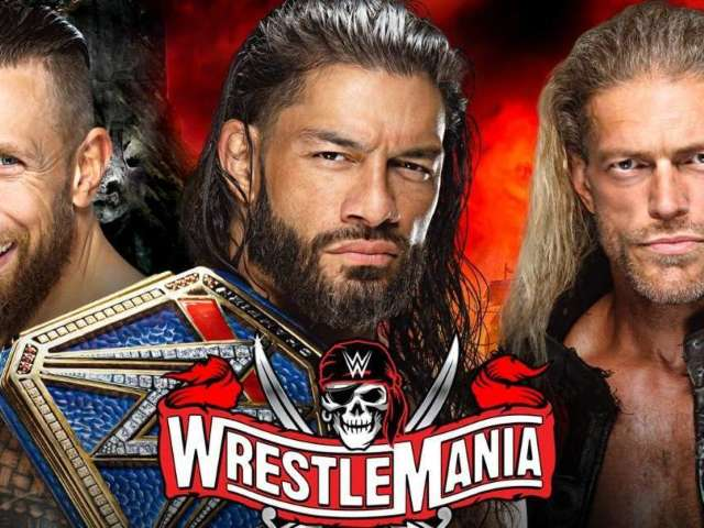 WrestleMania 37 Night 2: Time, Channel and How to Watch