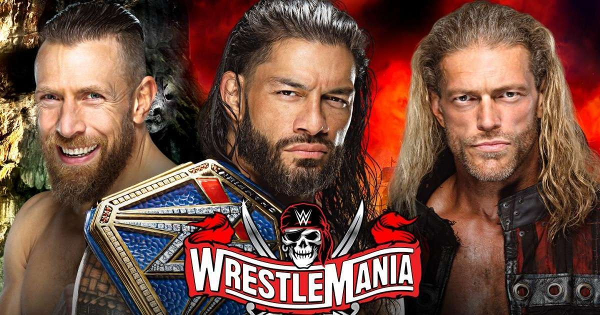 WrestleMania 37 Night 2 Time Channel How to Watch