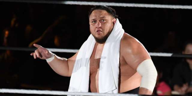 WWE Releases 2021 Samoa Joe reacts being fired company