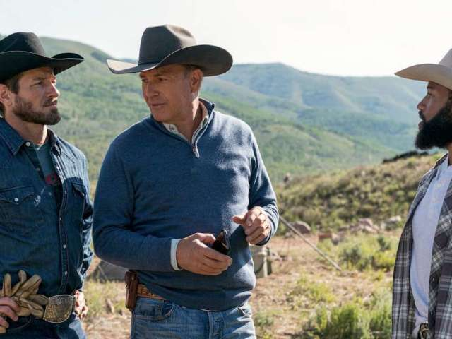 'Yellowstone' Spinoffs 'Mayor of Kingstown' and '1883' Get Premiere Dates on Paramount+
