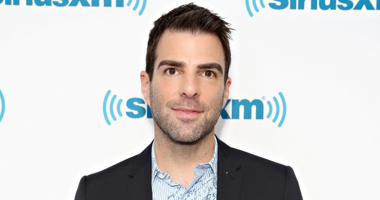 Zachary Quinto Brings 'Levity' Amid the Pandemic With Audible Original Series 'Sorry Charlie Miller' (Exclusive).jpg