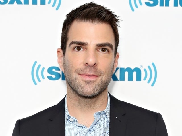 Zachary Quinto Brings 'Levity' Amid the Pandemic With Audible Original Series 'Sorry Charlie Miller' (Exclusive)