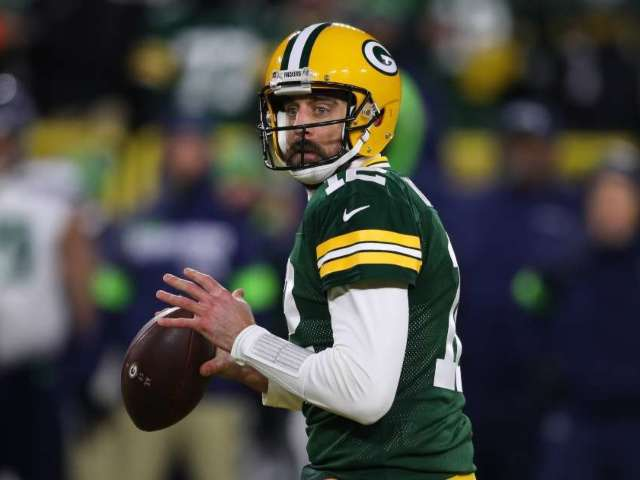 Aaron Rodgers' First On-Camera Interview Since Packers Rumors Swirled Won't Make Fans Happy