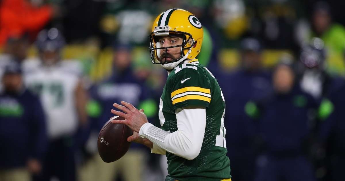 Aaron Rodgers first on-camera interview Packers rumors won't make fans happy
