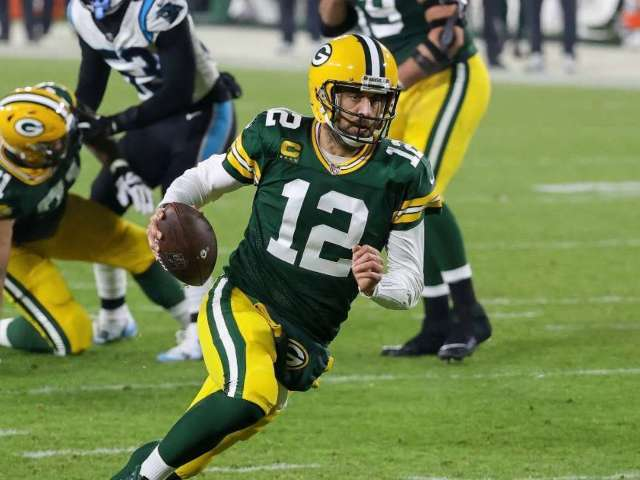 Rumor of Aaron Rodgers and John Elway Golfing Together Shot Down Amid Packers Turmoil