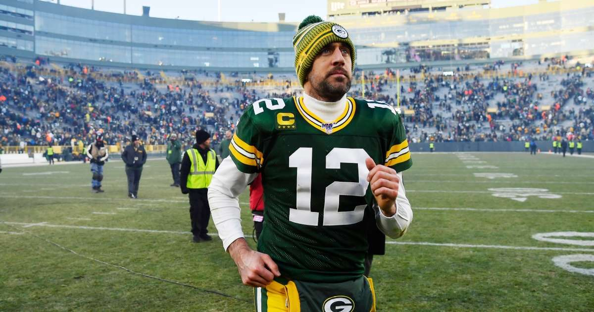 Aaron Rodgers wants one big move done return Packers