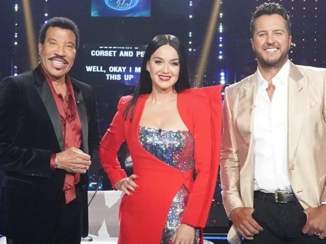 Katy Perry Teases 'Haunting Image' of Luke Bryan in New 'American Idol' Season 20 Promo