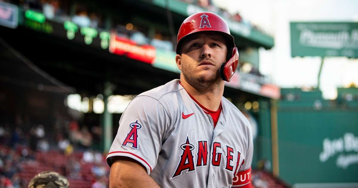 Angels Mike Trout receives bad news recent injury