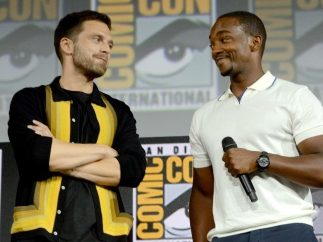 Anthony Mackie Responds to Sebastian Stan's Dramatic Tommy Lee Transformation