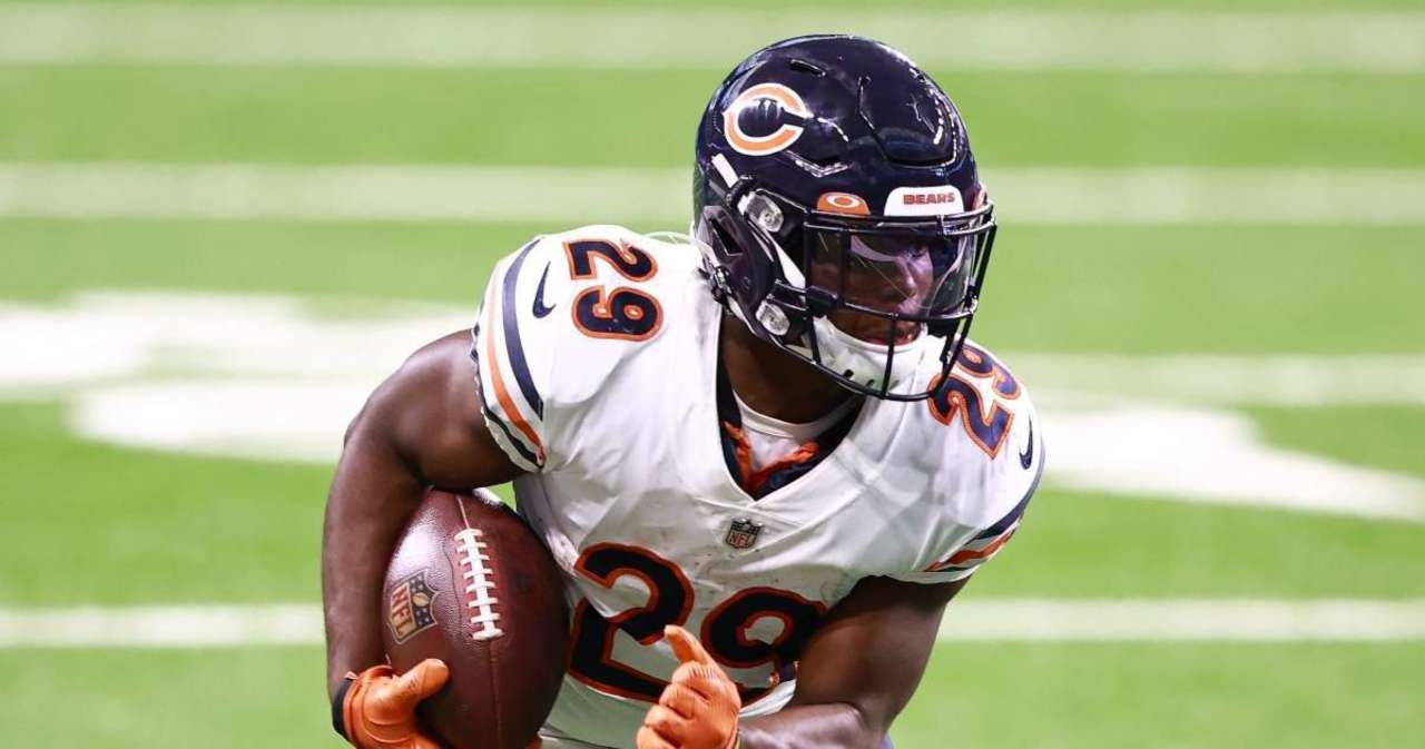 Bears Running Back Tarik Cohen's Twin Brother Found Dead at 25.jpg