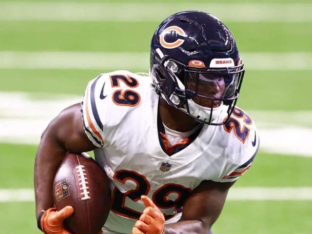 Bears Running Back Tarik Cohen's Twin Brother Found Dead at 25