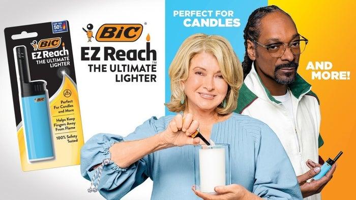 BIC_Snoop_Martha_EZReach_lighter