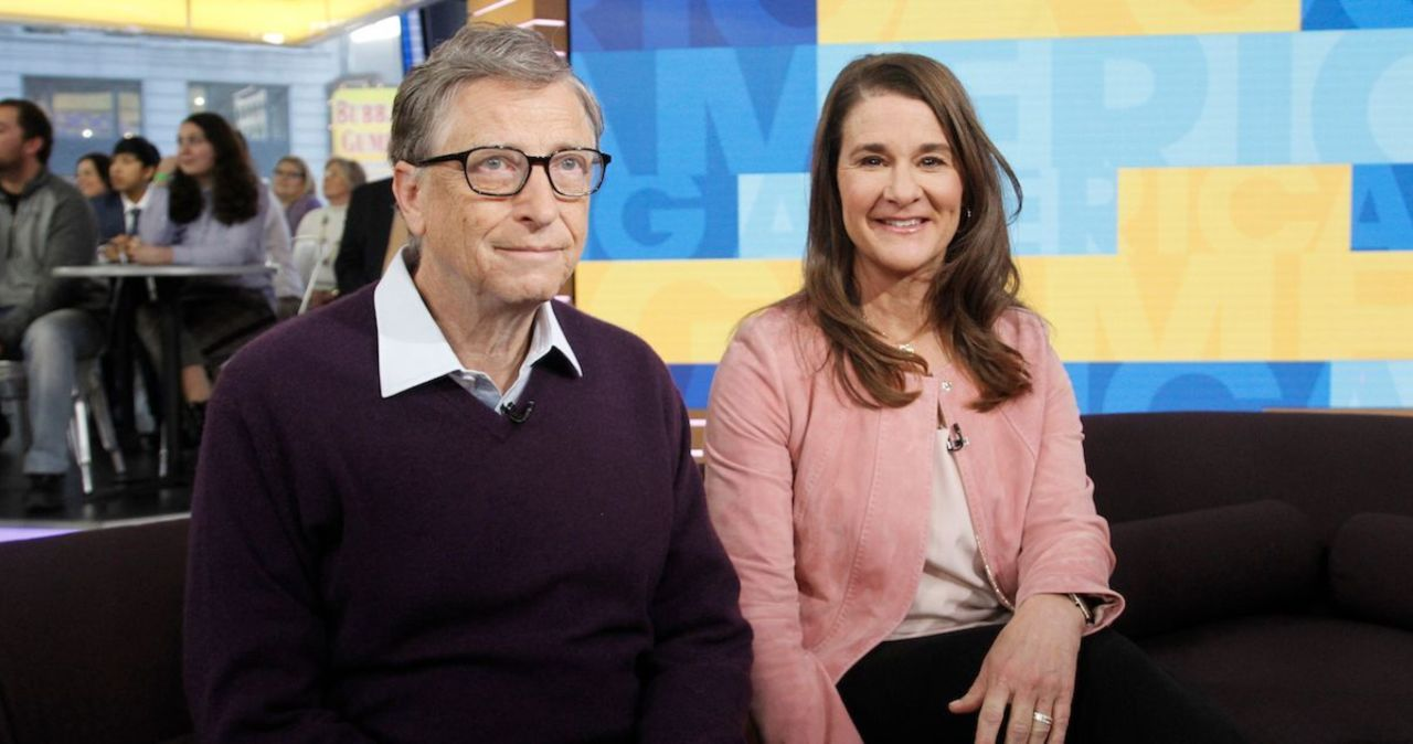 Bill and Melinda Gates' Family Reportedly Picks a Side in Divorce.jpg