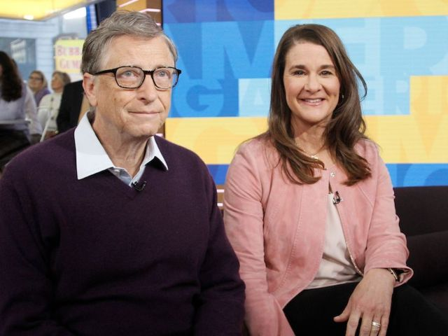 Bill and Melinda Gates' Family Reportedly Picks a Side in Divorce