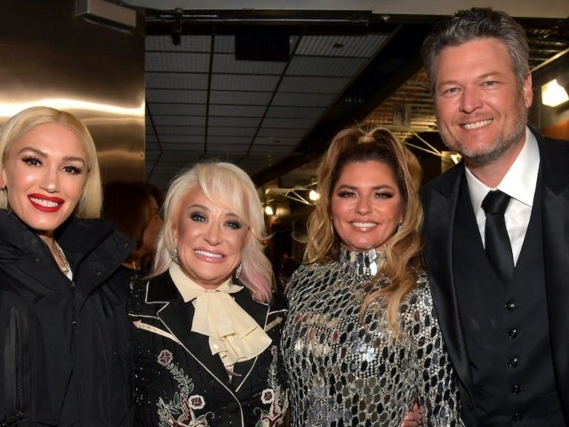 Shania Twain Wants to Sing in a Trio With Blake Shelton and Gwen Stefani