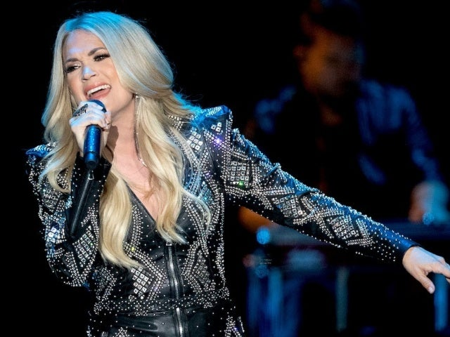 Carrie Underwood Says 'Anything Is Possible' With New Las Vegas Residency