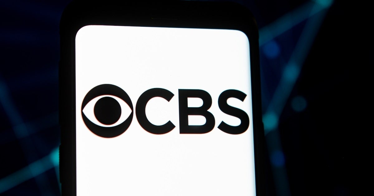 cbs logo getty images