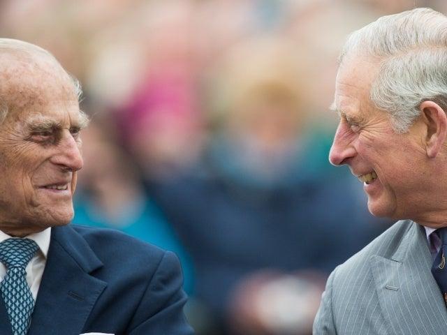 Prince Charles Shares Rare Childhood Photo With Father Prince Philip