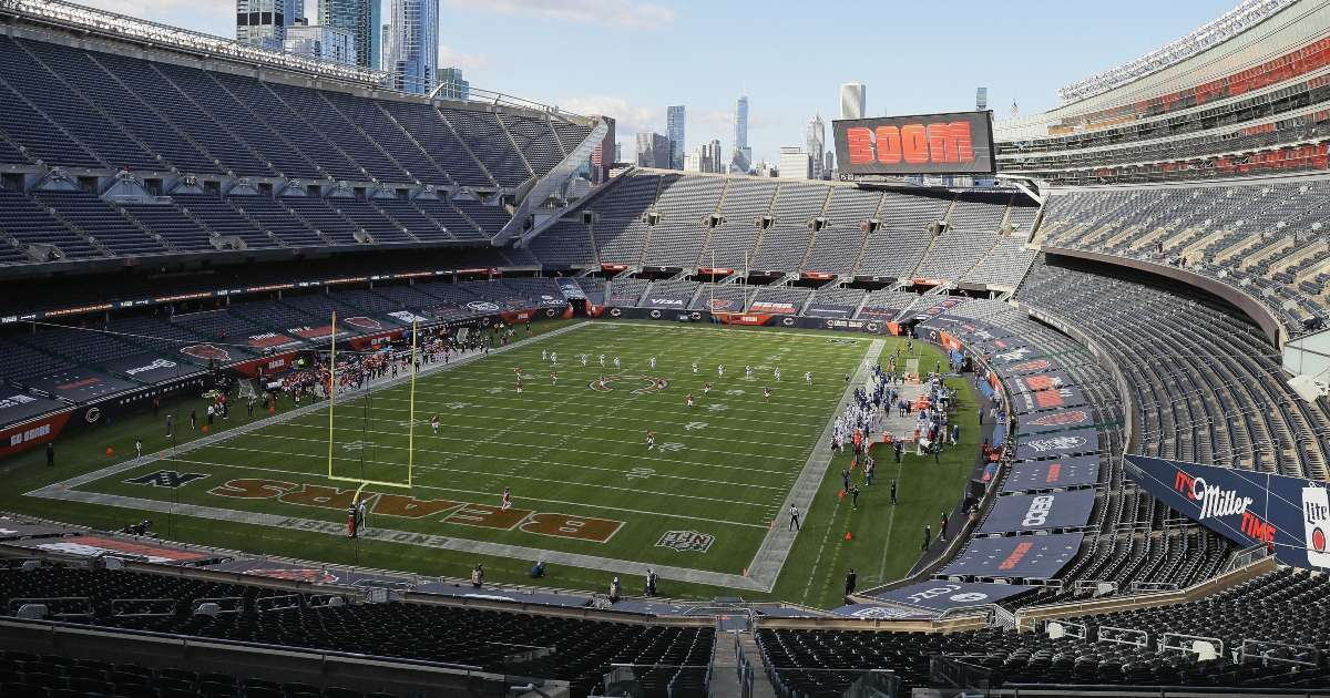 Chicago Bears seriously considering moving fans doubts
