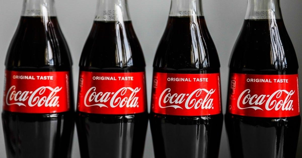 coca-cola getty images