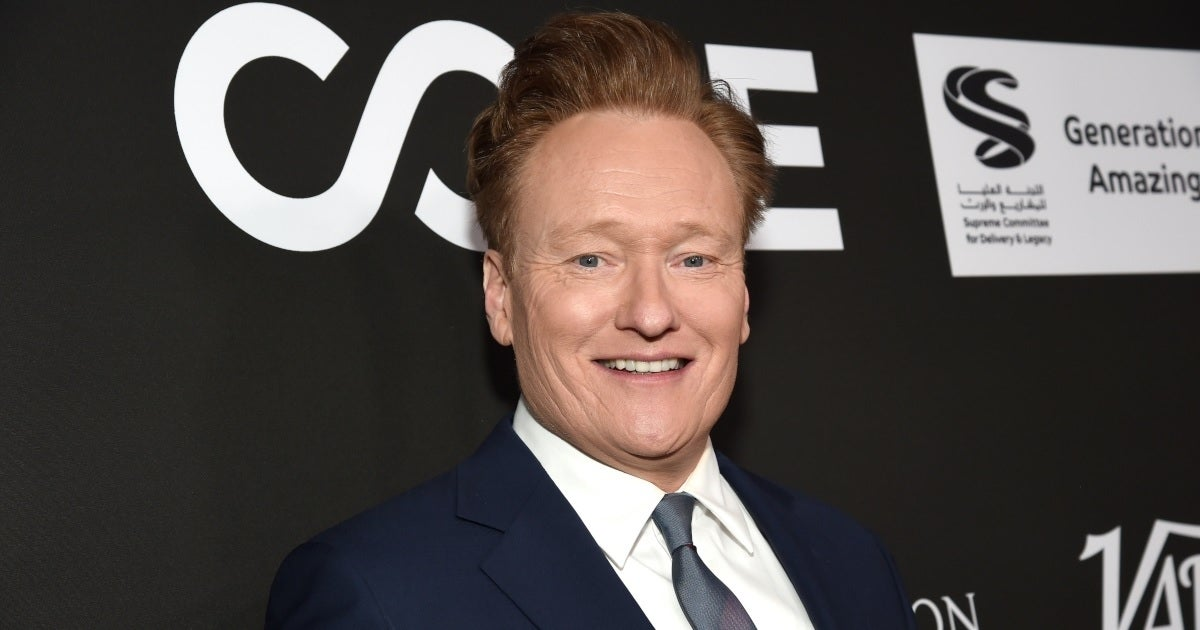 conan o'brien getty images